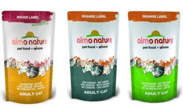 Almo Nature, еще один продукт итальянского производства