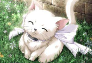 Котенок-анимешка