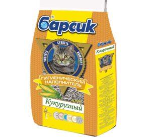 Специальный комкующийся наполнитель для котят с мелким размером гранул